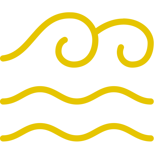 Image of the flood icon
