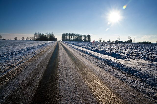Protect Yourself From Black Ice This Winter