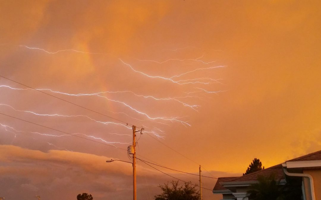 How to Protect your Property from Lightning Storms